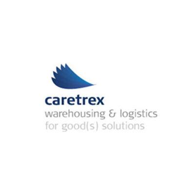 Caretrex logo - Logistics